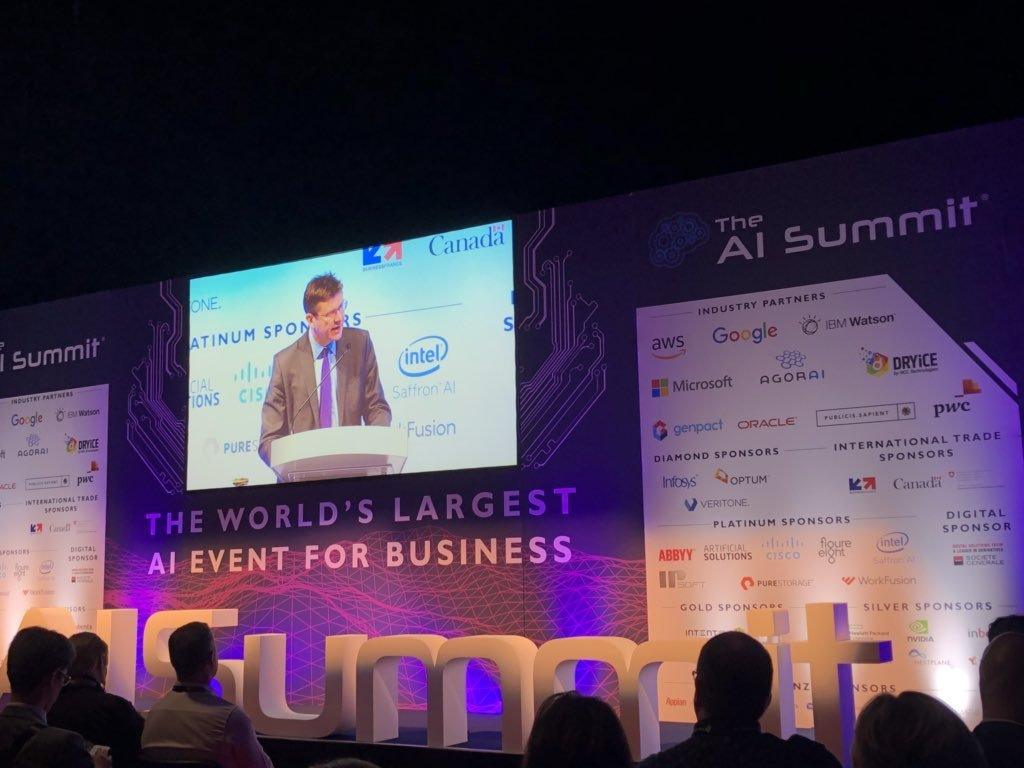 Watch Our Livestream Of The AI Summit London