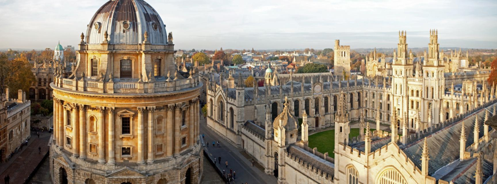 Oxford University Receives Biggest Ever Donation