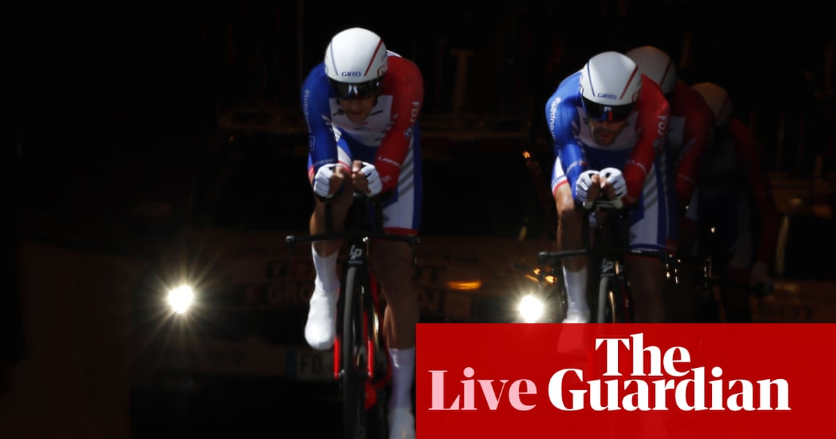 Tour de France 2019: stage two, team time trial – live! | Sport
