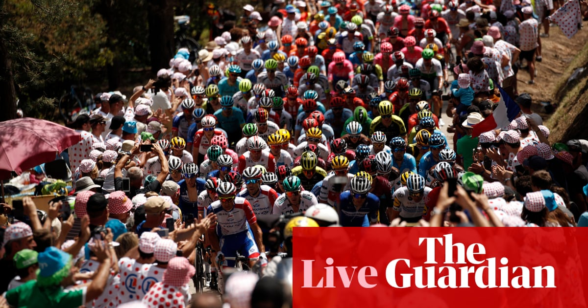 Tour de France 2019: stage nine – live! | Sport