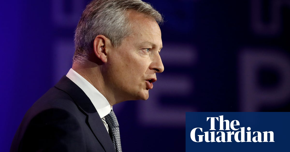 France will not back down on digital tax despite US legal threats | World news