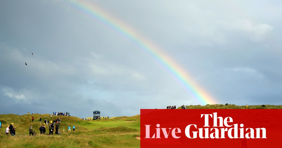 The Open 2019: first round – live! | Sport