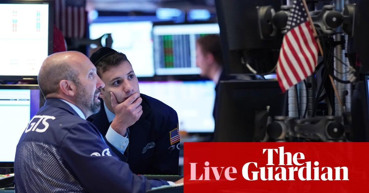 Debt ceiling deal and trade war optimism lift markets - business live | Business