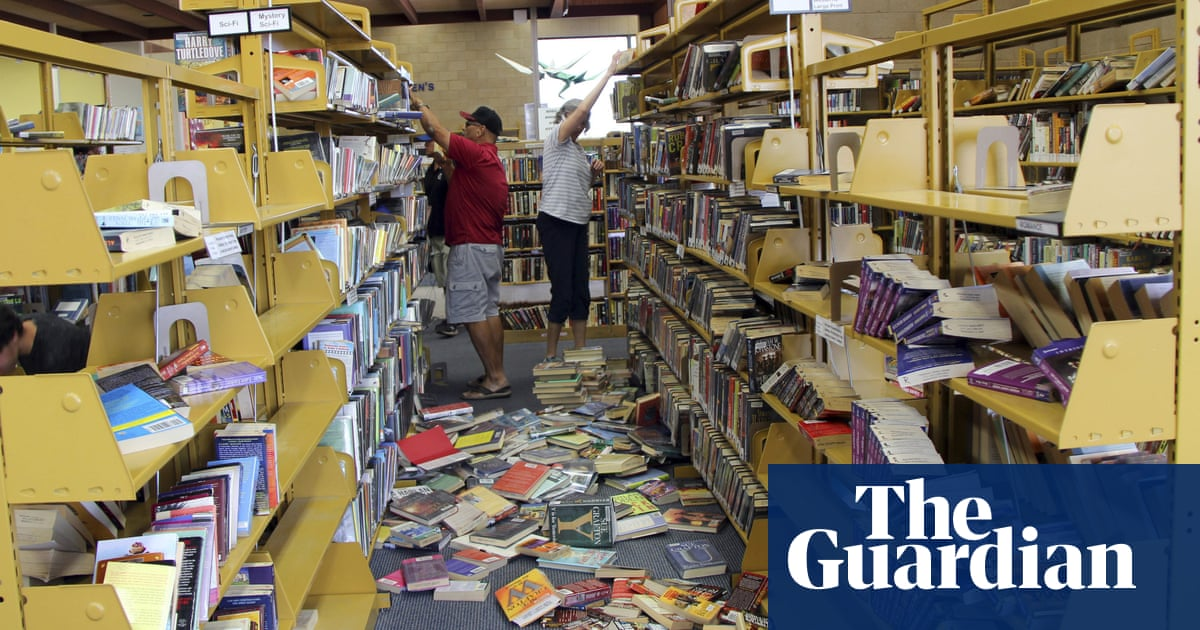6.9 magnitude aftershock rattles southern California | US news