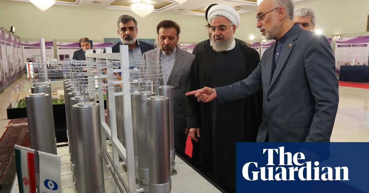 Iran refuses to end breach of nuclear deal until it gets 'full rights' | World news