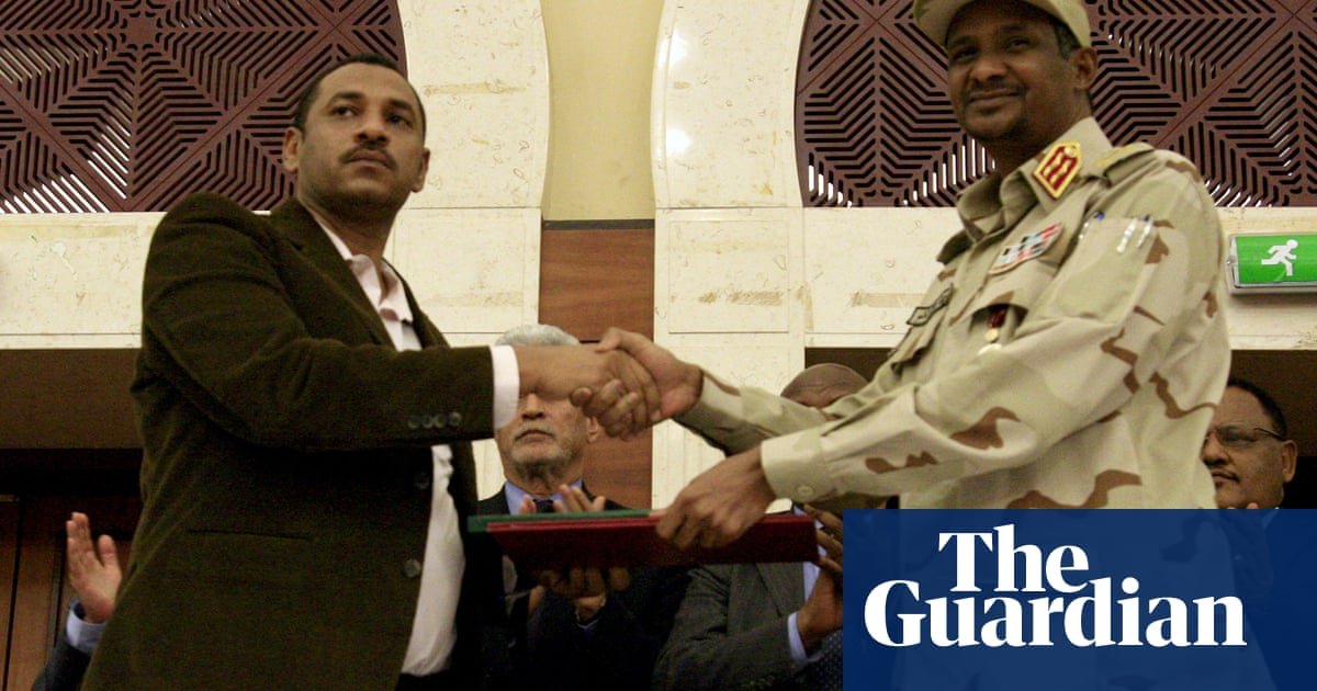 Sudan military and protesters sign power-sharing accord | World news