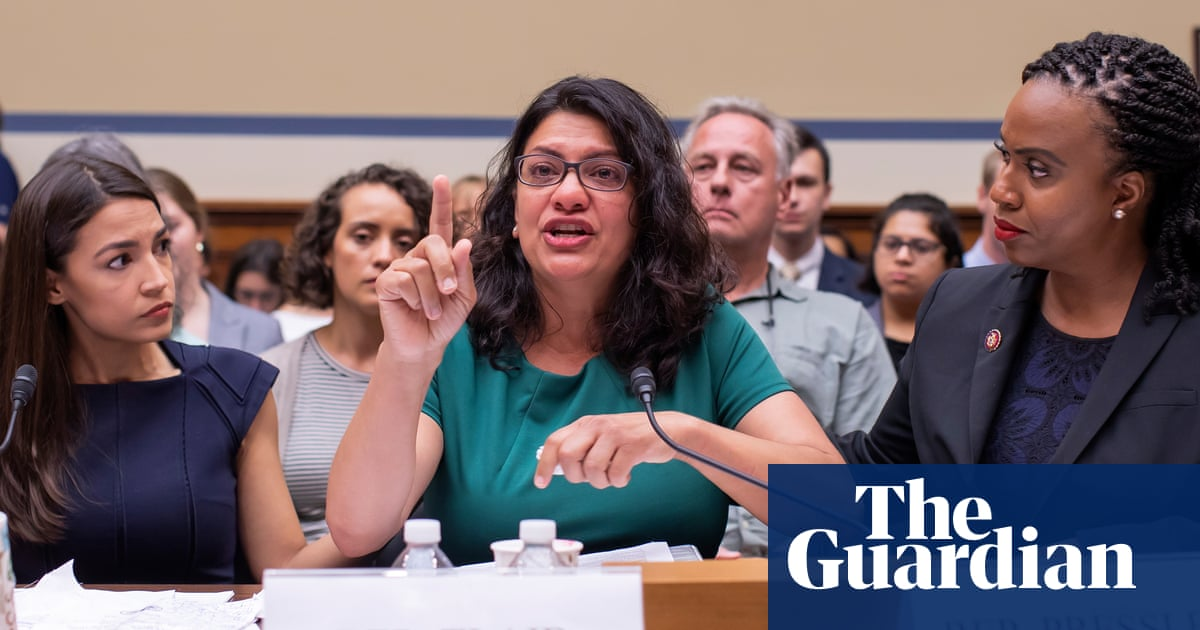 Trump tells Ocasio-Cortez and other female progressives to 'go back' to 'original' countries | US news