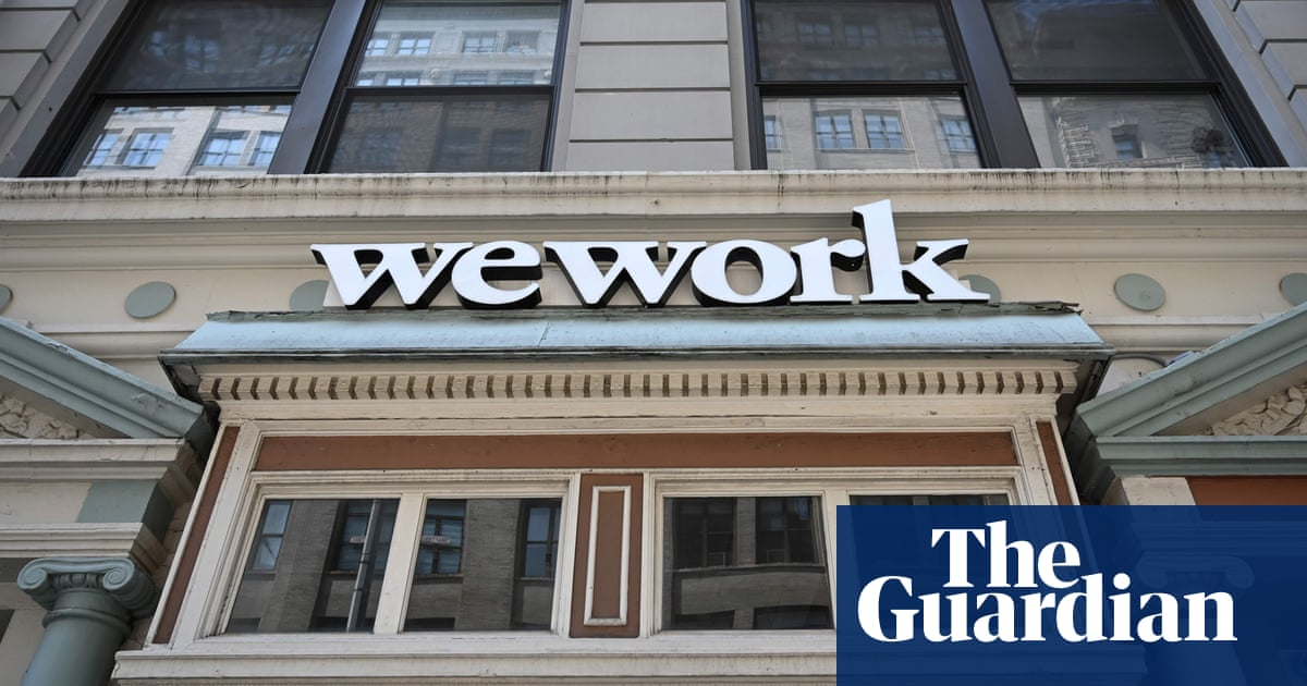 US firm WeWork secures 'financial inducement' of £55.7m in Brexit windfall | Politics
