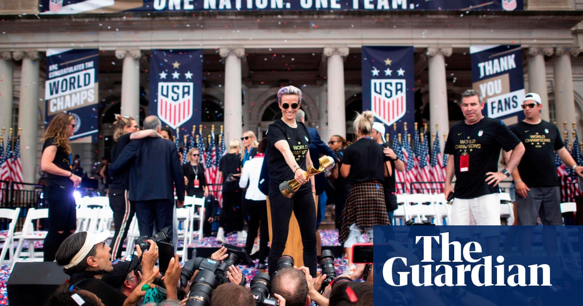 Fuzzy numbers are muddying the waters in the USWNT's equal-pay fight | Football
