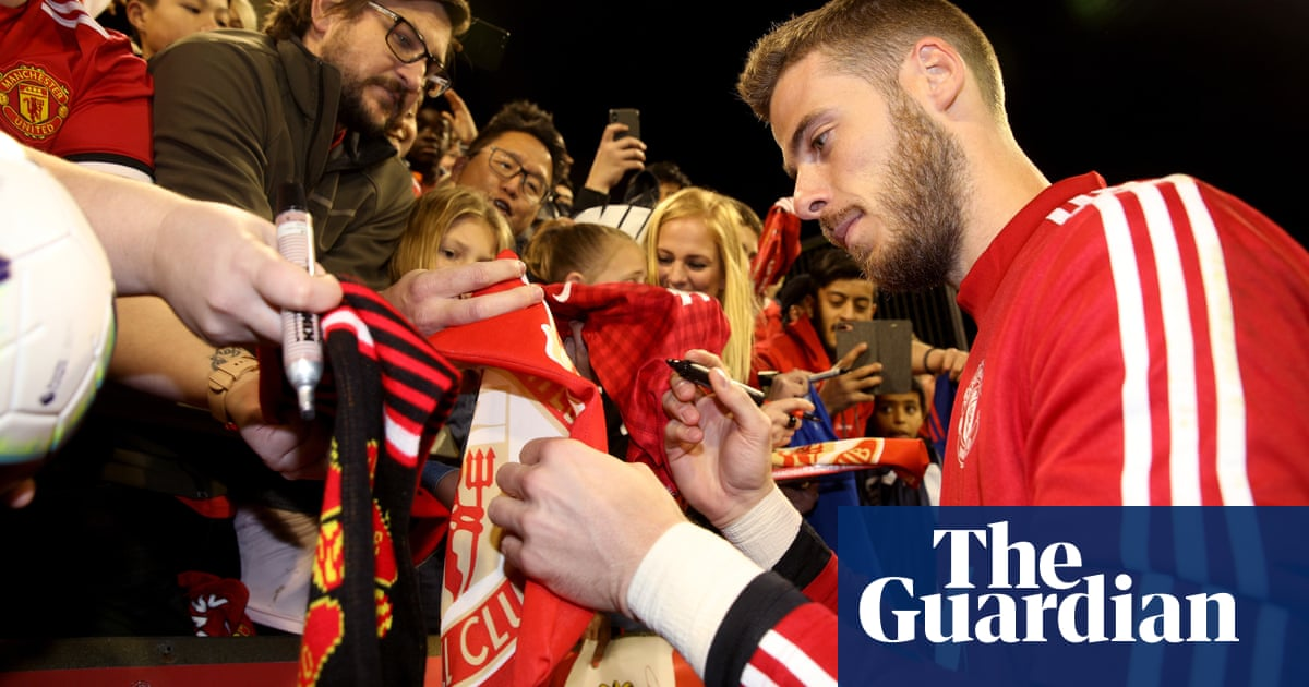 Manchester United confident David de Gea is ready to sign bumper deal | Football
