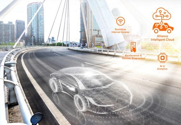 Connected Car Platforms Making Headway; Microsoft Taking a Lead Role
