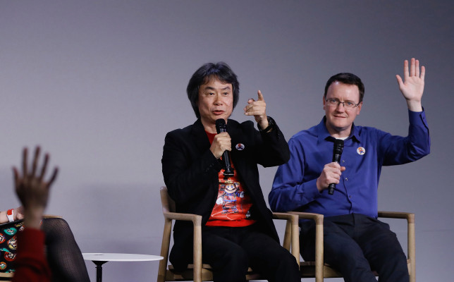 Mario creator Miyamoto counters cloud gaming hype (but don't count Nintendo out) – TechCrunch