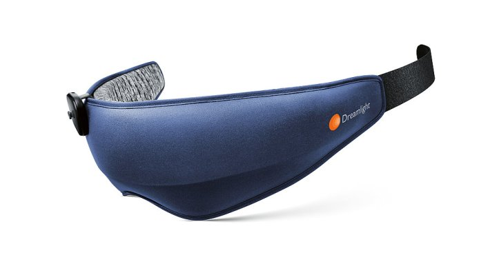The Dreamlight Zen uses lights and music to help wearers relax – TechCrunch