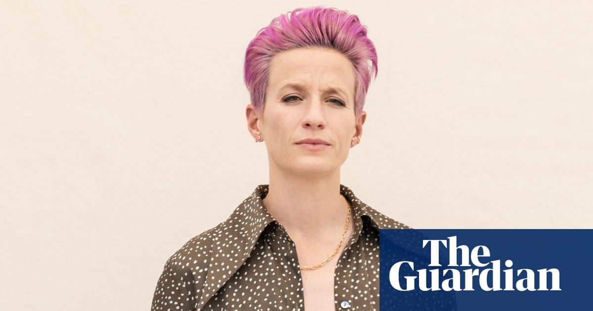 Megan Rapinoe: 'We're everything Trump loves – except that we're powerful women' | Football