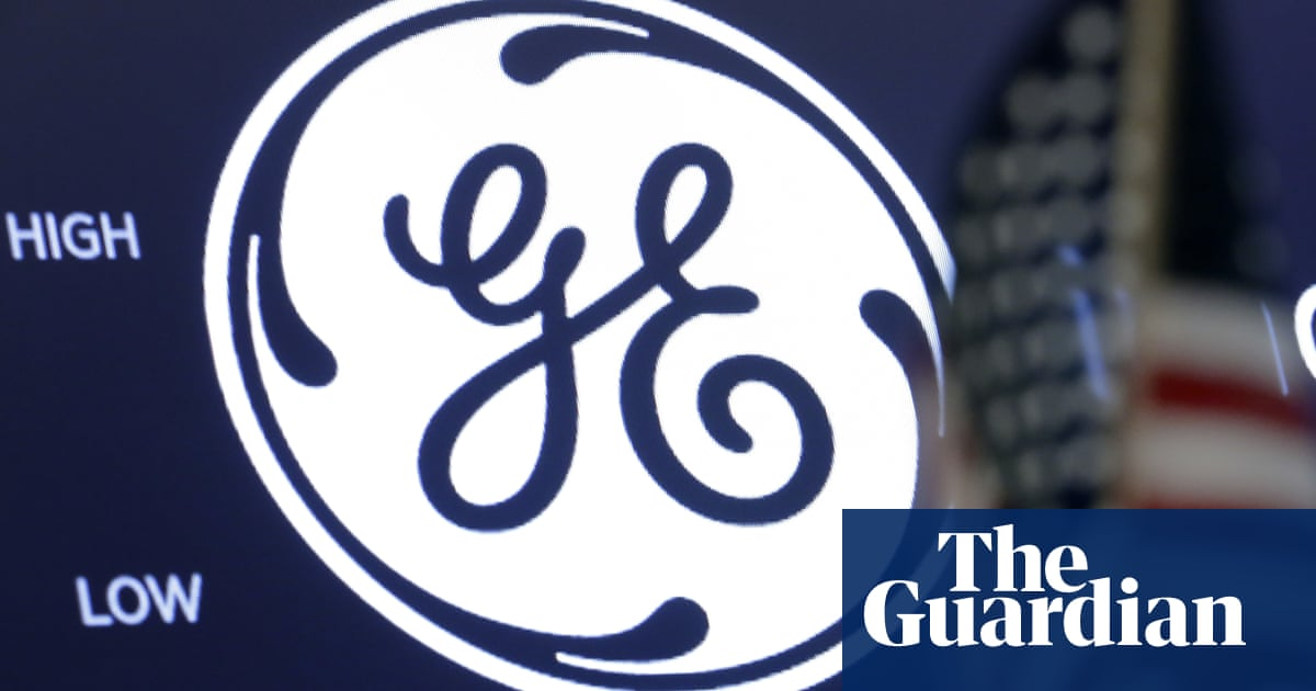 General Electric stock tanks as Madoff whistleblower alleges $38bn fraud | Business