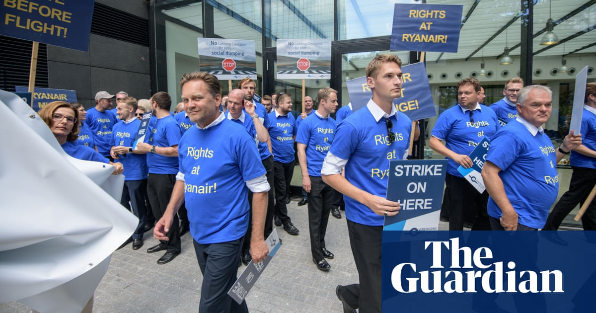 Ryanair strikes: all you need to know about pilots' industrial action | Business