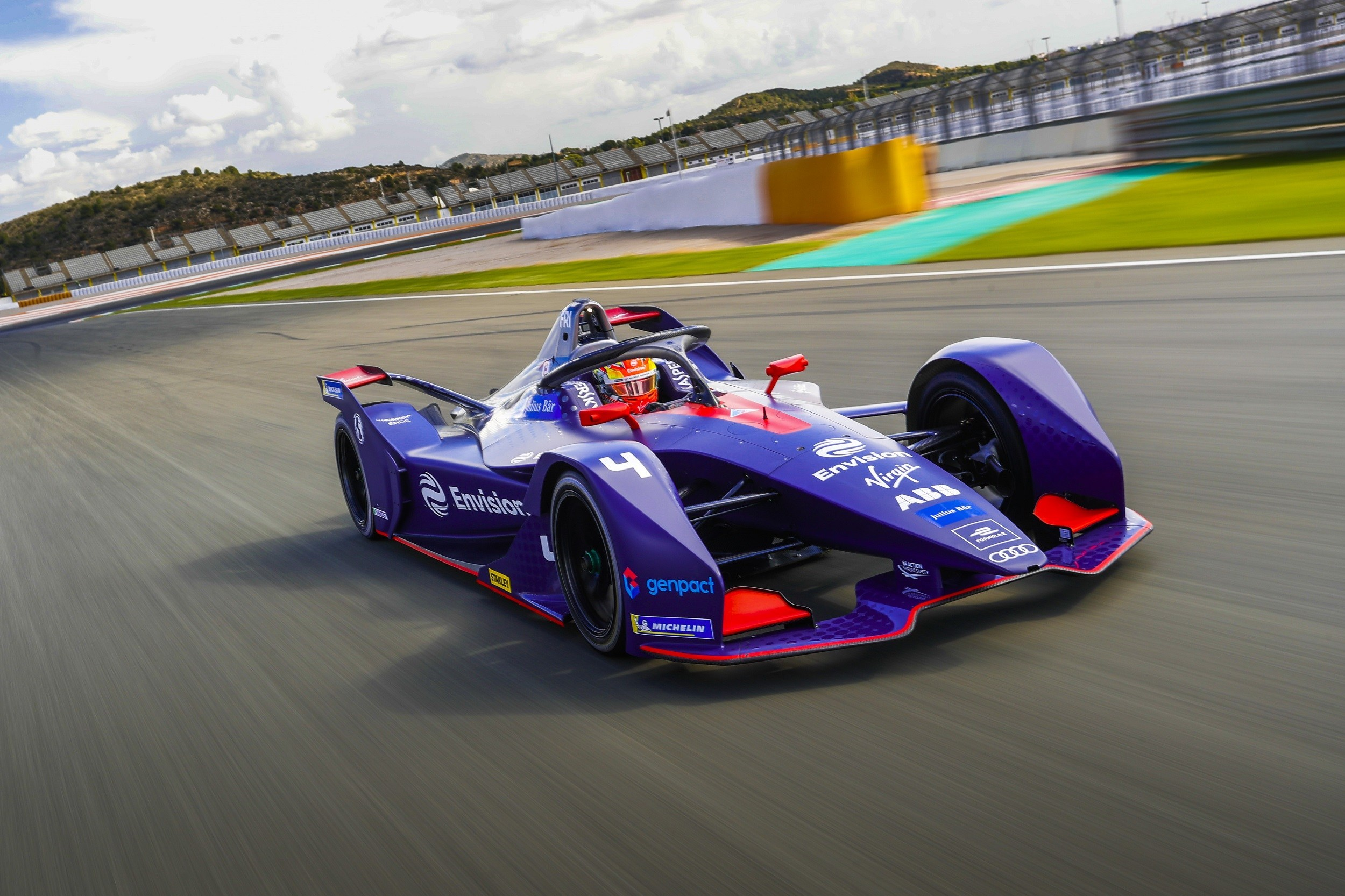 Lessons in analytics learned from Formula E racing