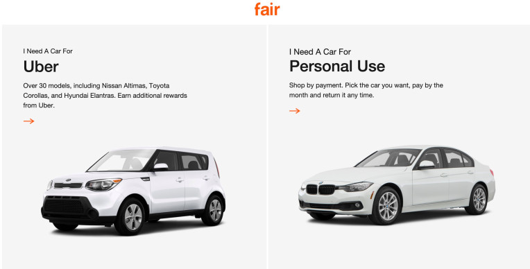 SoftBank-backed Fair taps three executives to lead vehicle subscription app expansion – TechCrunch