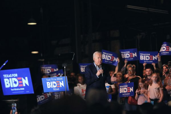 Biden stages a Super Tuesday comeback as Sanders fights for the rest in the West – TechCrunch