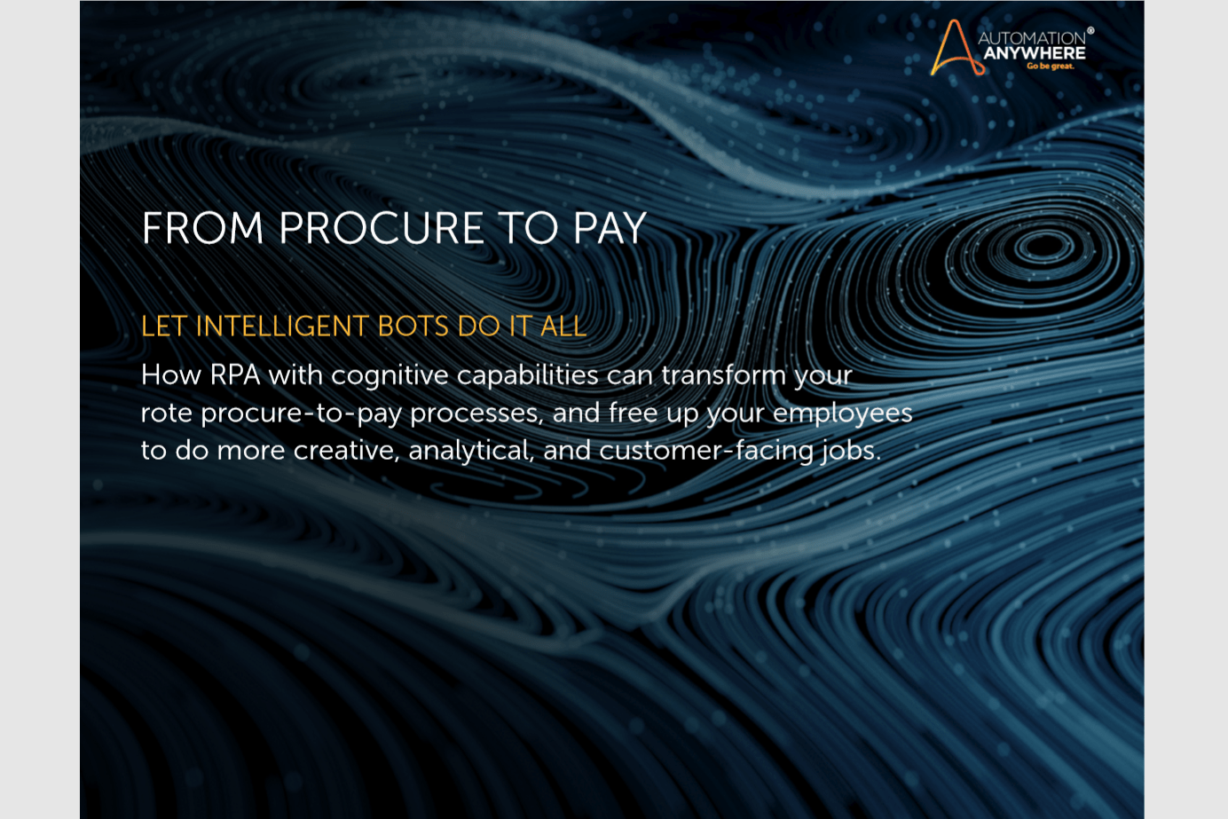 [Whitepaper] RPA - From Procure to Pay